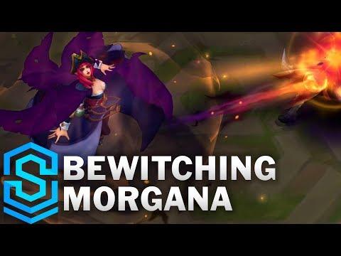 Skin Bewitching Morgana - Trang phục Morgana Phù Thủy