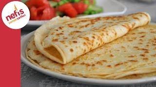 Krep Tarifi - Nefis Yemek Tarifleri