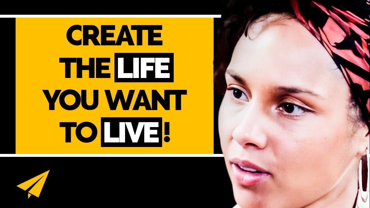 Alicia Keys's Top 10 Rules For Success (@aliciakeys)