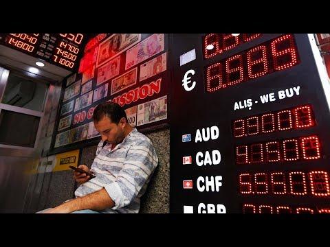 Türkei: Wirtschaft rutscht erstmals seit 2009 in die  ...