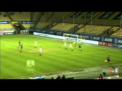 Calcio, Serie Bwin: Crotone battuto in casa del Sassuolo