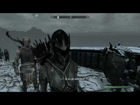Skyrim V: The Elder Scrolls - Serana Castle Volkihar Bloodline Quest Bug Fix For PC