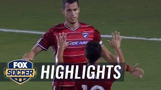Orlando City SC Ruge por la Derrota 4 a 0 Frente al Dallas FC
