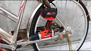 TOP 5 Amazing Life Hacks with Drill Machine