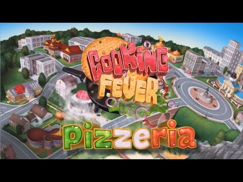 Cooking Fever Pizzeria 3D Clip