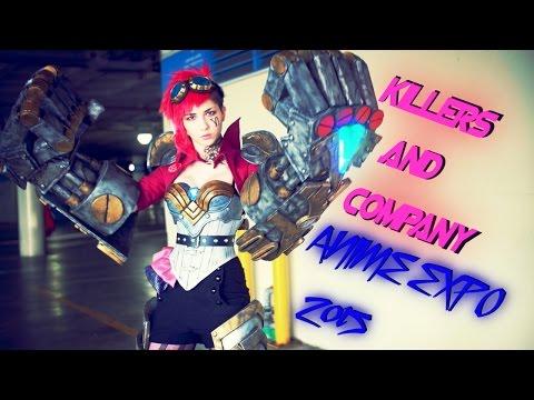 Anime Expo Cosplay Music Video