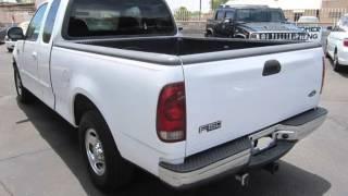 2000 Ford F-150 XLT Used Cars - Tucson,Arizona - 2014-07-05