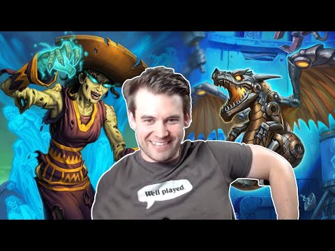 (Hearthstone) Undying Mech Priest VS Warrior