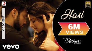 Hasi Song – Hamari Adhuri Kahani (Video Song) | Emraan, Vidya
