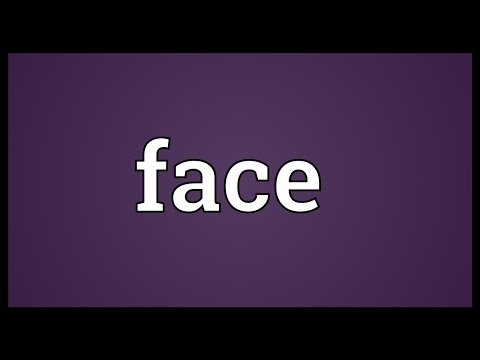 Face Meaning
