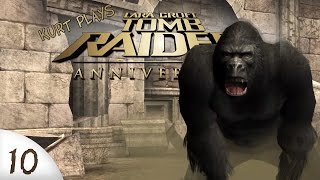 Tomb Raider: Anniversary - 10 - Great Apes!