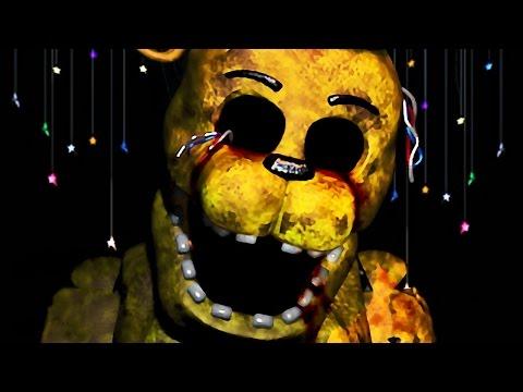 GOLDEN FREDDY'S SECRET | Five Nights at Freddy's 2 – Part 6 (ENDING)
