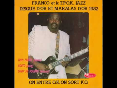 Soeto (Josky Kiambukuta) - TPOK Jazz 1982