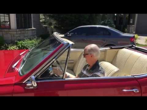 Surprising Dad with his Retirement Gift: A 1966 Pontiac Le Mans Sprint 6