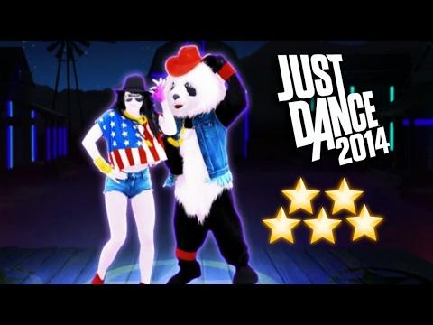 5☆ stars - Timber - Just Dance 2014 - Wii U