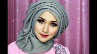 Video Tutorial Make Up Dan Hijab Sege Empat Semple Mewah, Hijab Pesta, Hijab Kndangan,hijab Wisuda-1 MP3, 3GP, MP4, WEBM, AVI, FLV Juni 2018
