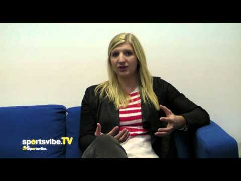 Rebecca Adlington Reflects On Her Experience During London 2012
