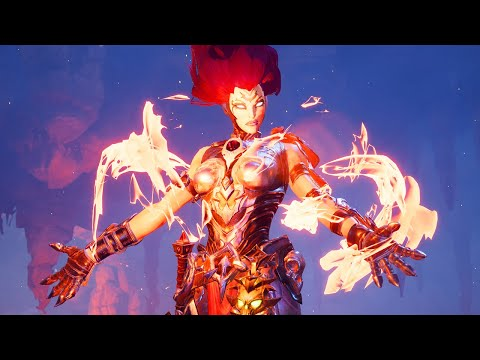 Darksiders 3 Gameplay Shows How Much Like Dark Souls The Series Has Become