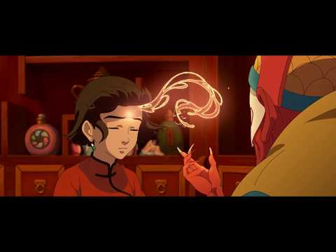Preview Trailer Big Fish & Begonia, trailer ufficiale italiano