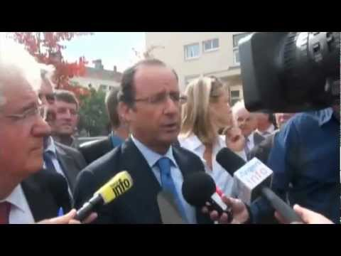 French Presidential Campaign Parodies 2012