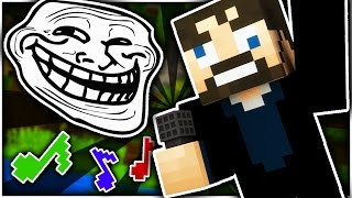 Minecraft: DERP SSUNDEE RAP TROLL!! | CRUNDEE CRAFT