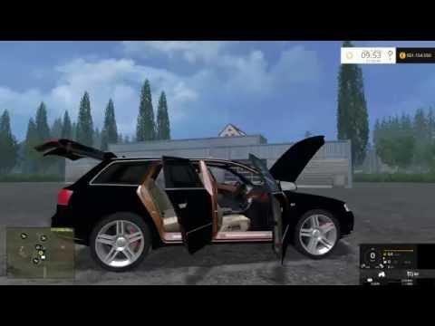 Audi A4 Belgium police v1.1