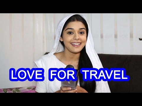 Eisha Singh shares her love for traveling