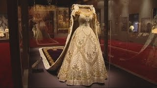 Video Buckingham Palace exhibition celebrates Queen Elizabeth's Coronation to mark the 60th anniversary MP3, 3GP, MP4, WEBM, AVI, FLV Januari 2018