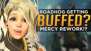 Overwatch's roadhog and mercy look to be getting buffs, nerfs or rework sometime in the future. Big daddy jeff explains why the blizzard team aren't happy with these 2 heroes and are looking to change them. Let us know how you would change them and be sure to drop a Like & Subscribe if you enjoyed!Subscribe here - http://bit.ly/2aN1OuOFull Post By Dad: https://us.battle.net/forums/en/overwatch/topic/20757706588?page=2#post-24We are YOUR OVERWATCH:Destiny Channel: https://www.youtube.com/channel/UCb4Jomiox07xosU843EYTiwPatreon - https://www.patreon.com/YourOverwatchTwitter - https://twitter.com/youroverwatchytTwitch - https://www.twitch.tv/youroverwatch Discord Server:https://discordapp.com/invite/youroverwatchFREEDO's personal channel for Overwatch esports talk and more!https://www.youtube.com/user/xfreeedo