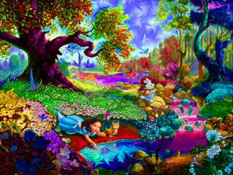 리플 - Link to the picture: http://thingstolookathigh.com/wp-content/uploads/2011/03/alice-in-wonderland-trippy.png Robert Hunter, wrote this song in 1970 in London...