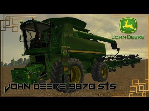 John Deere 9870 STS v1.0