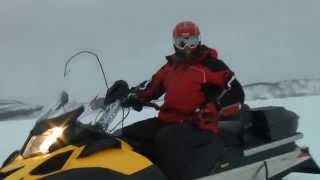 10. Снегоход BRP Ski-Doo Skandic (часть 1) - 550