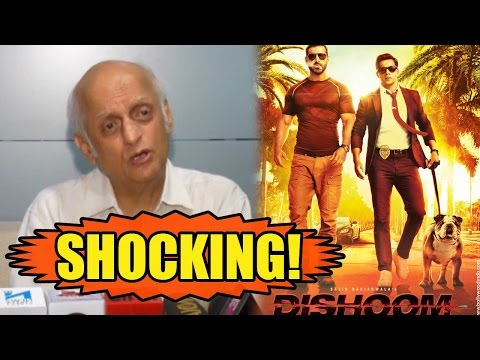 SHOCKING! Dishoom Makers Get Threat From Torrents