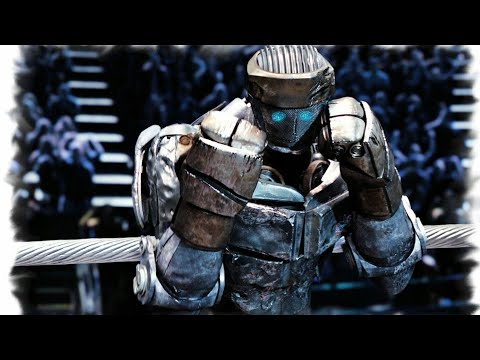 Real Steel Atom Vs Zeus  (Final Round)
