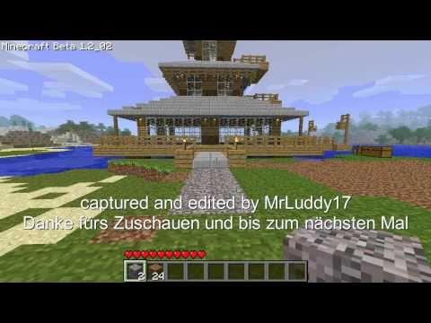 Minecraft deko Objekte