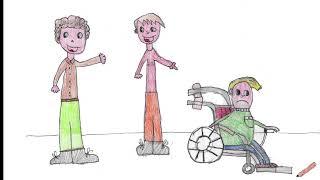 Cartoni animati di solidarietà 2020 - Associazione Lorenzo e i piccoli eroi