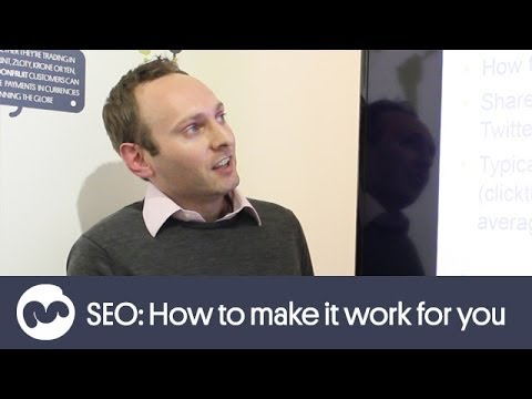 Master SEO (finally) and make it work for you