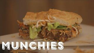 The Sandwich Show: Max' Halley's Korean Sarnie by Munchies