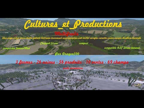Cultures et Productions v4.0