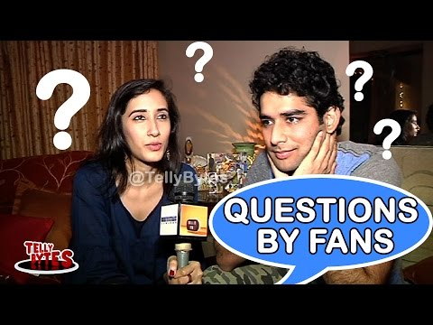 Priyansh and Namita answer fans questions - Part 0