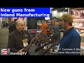 New guns from Inland Manufacturing -SHOT Show Interview