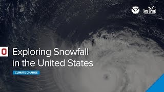 Exploring Snowfall in the United States Webinar