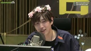 [ENG SUB] 181016 Sandeul's Starry Night Moonbyul's Call Cut