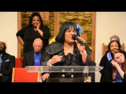 Evg. LuCretia Colsen Bolden @ Sermon In Song (Lake Shore Christian Church) 3/11/15