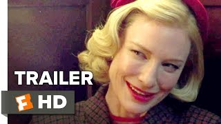Nonton Carol Official US Trailer #1 (2015) - Rooney Mara, Cate Blanchett Romance Movie HD Film Subtitle Indonesia Streaming Movie Download
