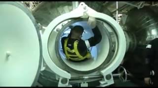 Учение спасателей Тихоокеанского флота по оказанию помощи  субмарине,  условно терпящей бедствие