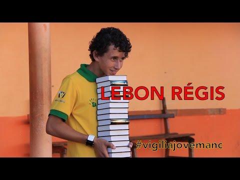 MISSÃO CALEBE 4.0 - LEBON RÉGIS