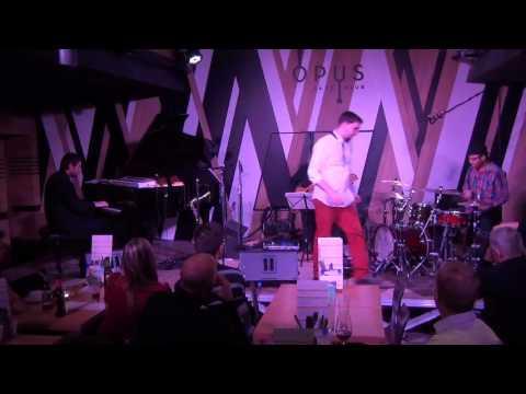 Los Quemados Opus jazz club Budapest 2015 4/1