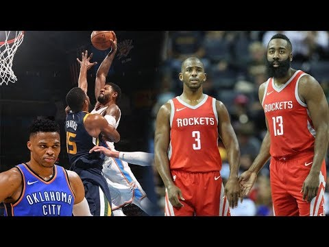 Who Will go to the Western Conference Finals | The Thunder or Rockets?!