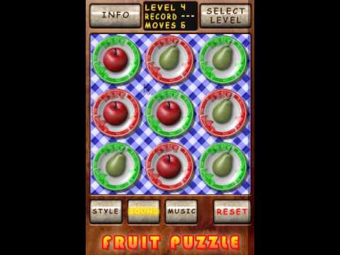 Video of Fruit Puzzle